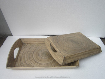 Most public eco friendly Lacquer tray from manufacturer in Vietnam