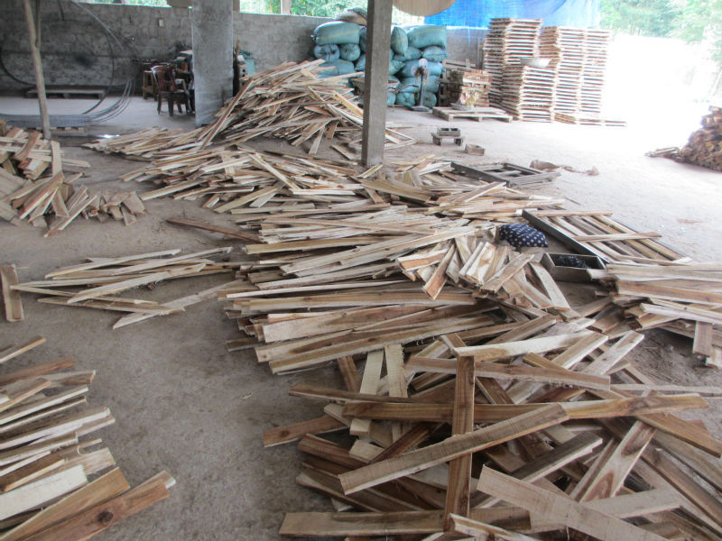 Acacia wood sawn timber from Vietnam sales bulk with the best price high quality