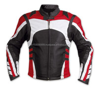 Leather Motorcycle Racing Jackets