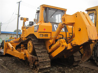 Used machines Caterpillar d8r for sale, cat d8 dozer in Shanghai China