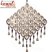 Wrought Iron Oversize Partition indoor wind chimes wind chimes india hanging wind chime windchime