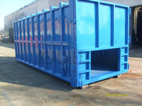 Roll On/Off Container for Stationery Press