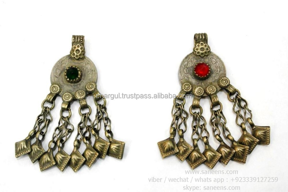 ethnic design tribal nomad coins for bellydance jewelry kuchi fashion vintage diy coins with chains