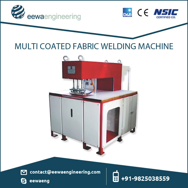 Low Price High Performance Fabric Welding Machine for Defense Application