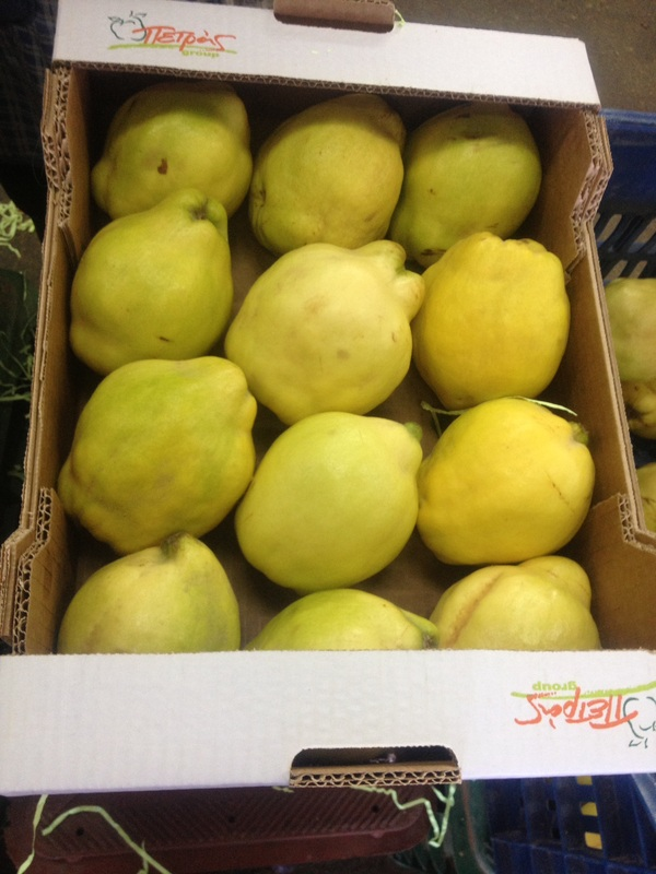 Fresh Quince from South Africa
