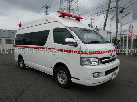 Used Toyota Hiace commuter Ambulance 2010