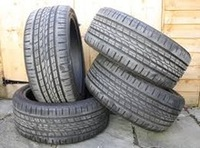 high quality second hand used car tire for sale