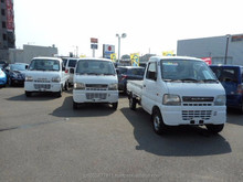 Right hand drive and Popular suzuki carry 4x4 image with Good Condition used CARRY 2001