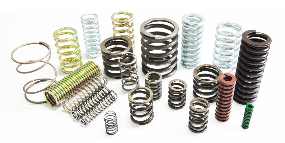 Customized Compression, Torsion, Tension, Coil Spring for Cylinder, Hydraulic, Gear Pump, Electronic, etc.