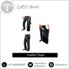 Latest Fashion Man Pure Leather Chaps from Trustworthy Manufacturer