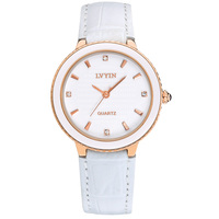 2016 New gift plastic watch lady watch ladies watch custom