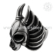 Splendid Dragon Face Design Wholesale 925 Sterling Silver Ring Handmade Indian Silver Jewelry Manufacturer