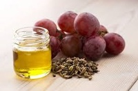 Grape seed oil for sale.