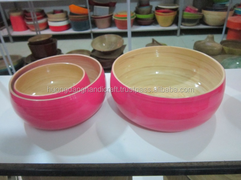 Manufacturer of salad bowl in Hanoi offer salad bowls for food, safe food