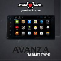 "OEM ANDROID HEAD UNIT 7"" CAPACITIVE TOUCH FIT FOR TOYOTA AVANZA"
