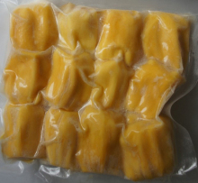 Frozen Jack Fruit (Seed And Seedless)