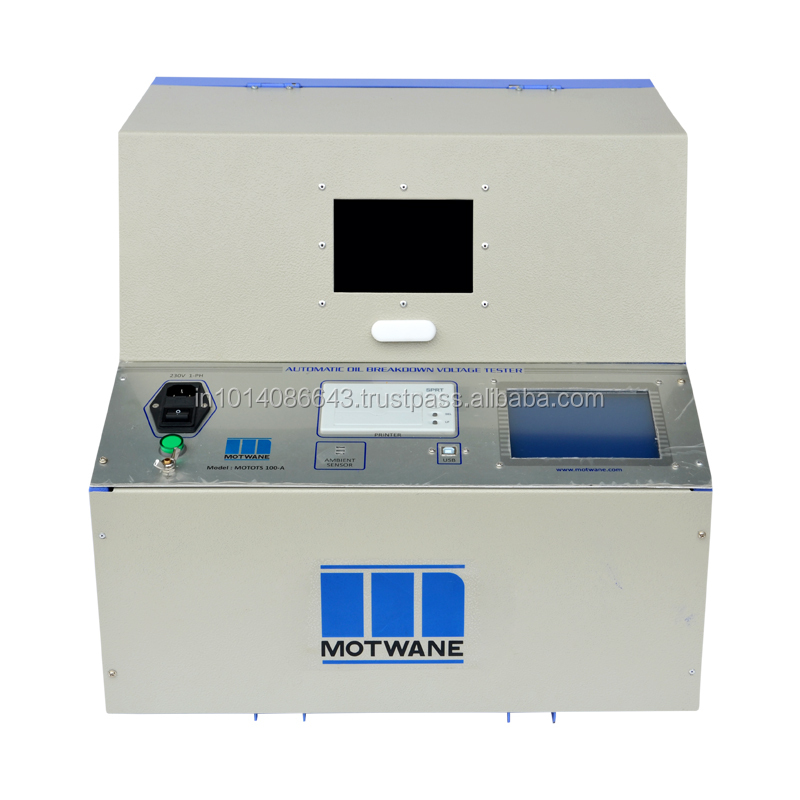 OTS-A - Automatic Transformer Oil Test Kit