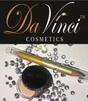 Da Vinci Cosmetics Eye Pencil - 2 colors in 1 - Mineral Makeup Product