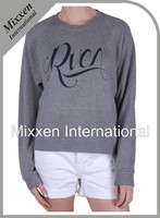 Customized/ladies sweat shirt