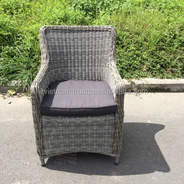 LATEST MODEL WICKER CHAIR/ POLY RATTAN CHAIR/ WICKER CHAIR FOR GARDEN/