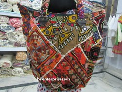 BRBB- 03 Indian handmade Handicraft Banjara bag Tote Bag Multipurpose Shoulder Tote Bag Manufacturer from Jaipur