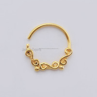 Wholesale Septum Nose Ring Piercing Jewelry