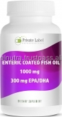 Health Food OMEGA 3 Fish Oil Capsules MOLECULARLY DISTILLED FISH OIL Great Taste