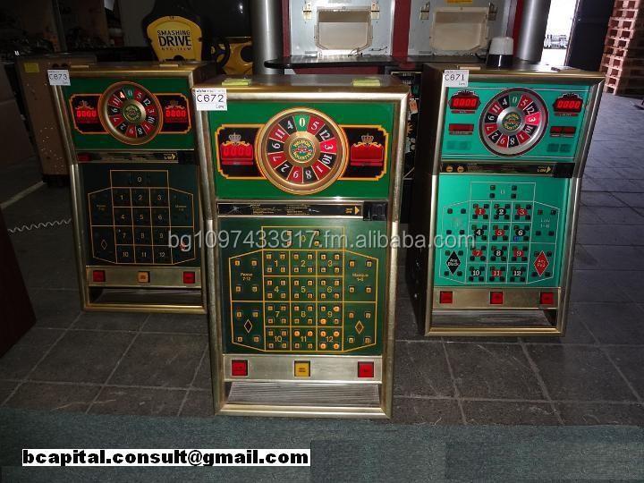 Bergmann germany gambling machine harahs casino laughlin