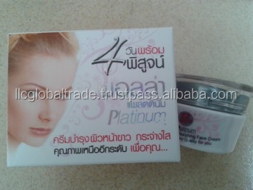 Polla Day Cream Acne Formulation