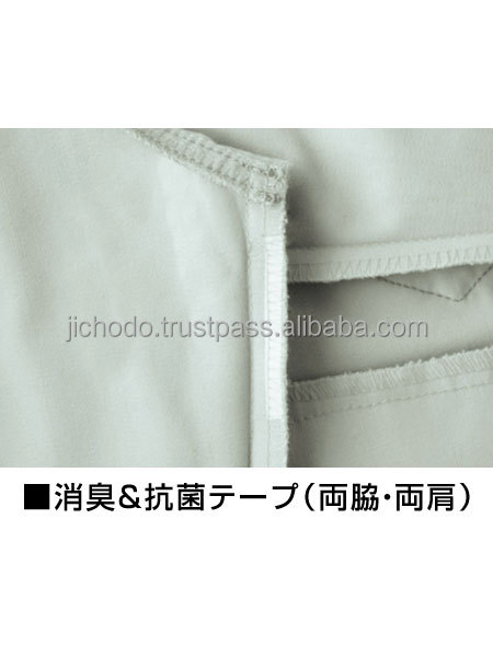 T/C herringbone / Jumpers with long sleeve Made by Japan