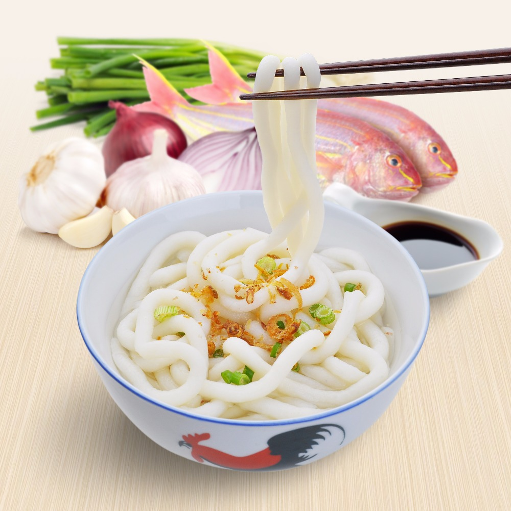 Taste of Malaysia! Manufacturing Price Premium Quality Halal Delicious Good Taste Instant Food Fish Noodle Made in Malaysia