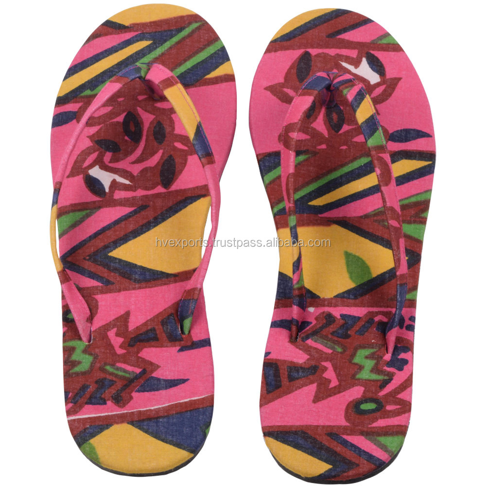 flip flap sandal and slipper for ladies and girls