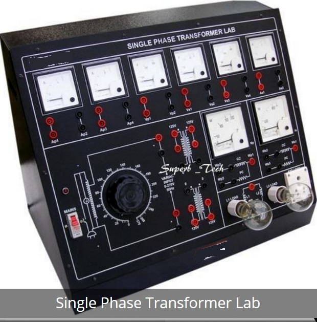 Single Phase Transformer Lab Electrical Lab equipment