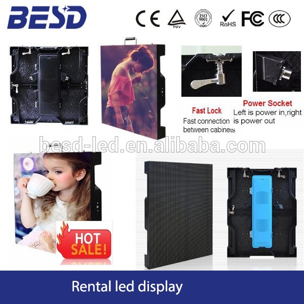 full color Outdoor tv panel P2 P2.5 P3 P4 P5 P6 led video wall / Outdoor full color P6 led display/ P6