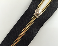 metal zipper low price with high quality use for shoes