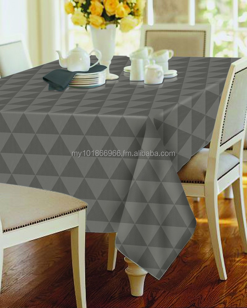 New Jacquard Woven Table Cloths