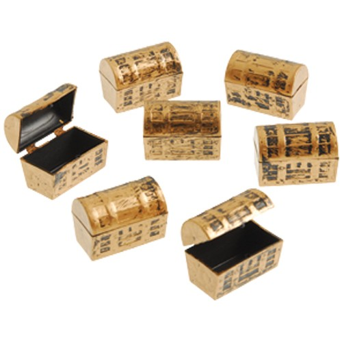 MINI PIRATE TREASURE CHESTS #4335