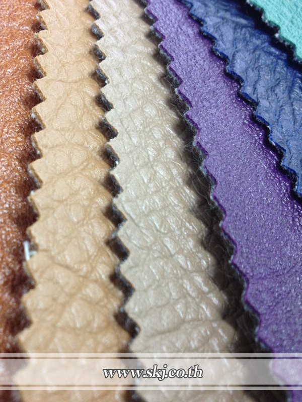 PVC Sponge Leather / Rexine / Synthetic Leather