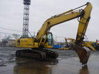 produced in japan used komatsu PC200-7 hydraulic crawler excavator