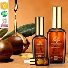 Natural hair care products organic vitamin c serum argan hair oil for private label
