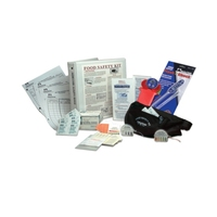 DeltaTrak 50000, Food Safety Temperature, pH & Chlorine Test Kit