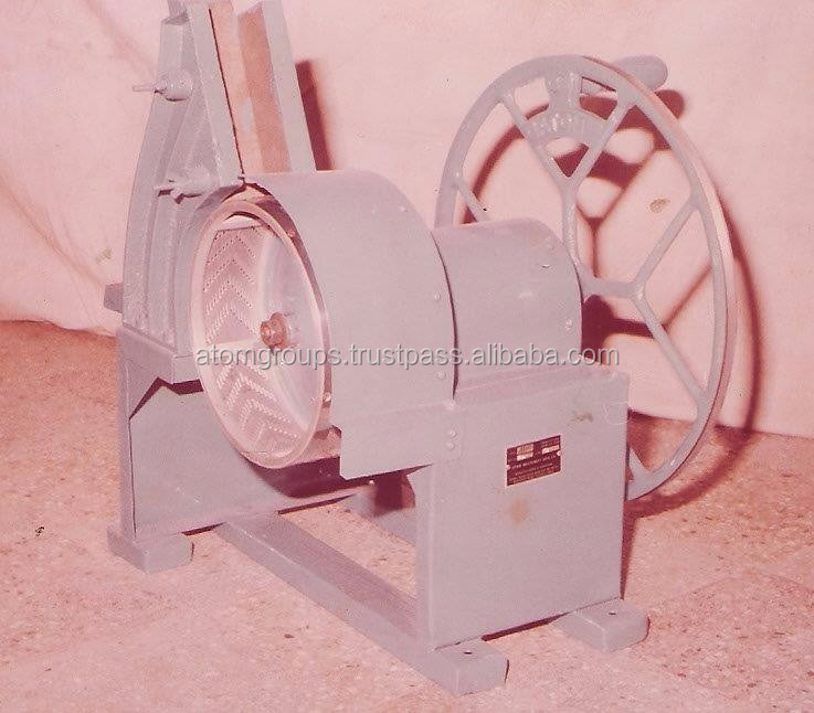 Portable Soap Chips Machine