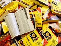 YELLOW PAGES DIRECTORIES WASTE PAPER