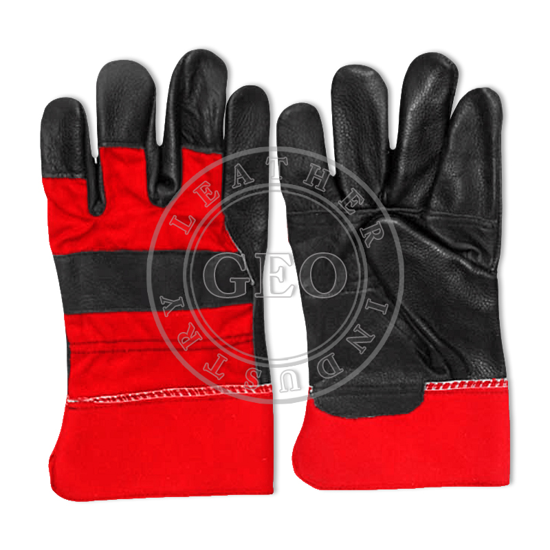 Cheap Price Furniture Rigger Leather Working Gloves