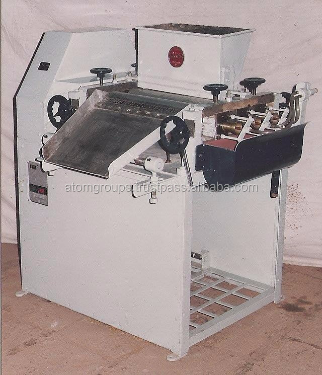 Milling of Toilet Soap Chips and Laundry Soap With Atom Soap Milling machine