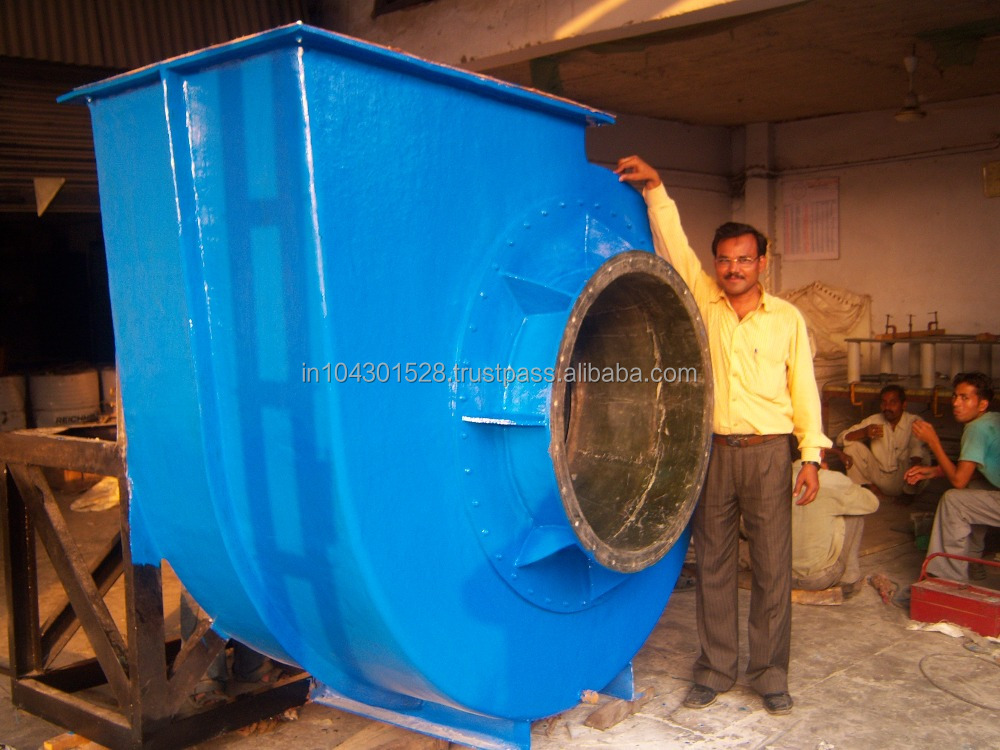 GRP Centrifugal Industrial Blowers