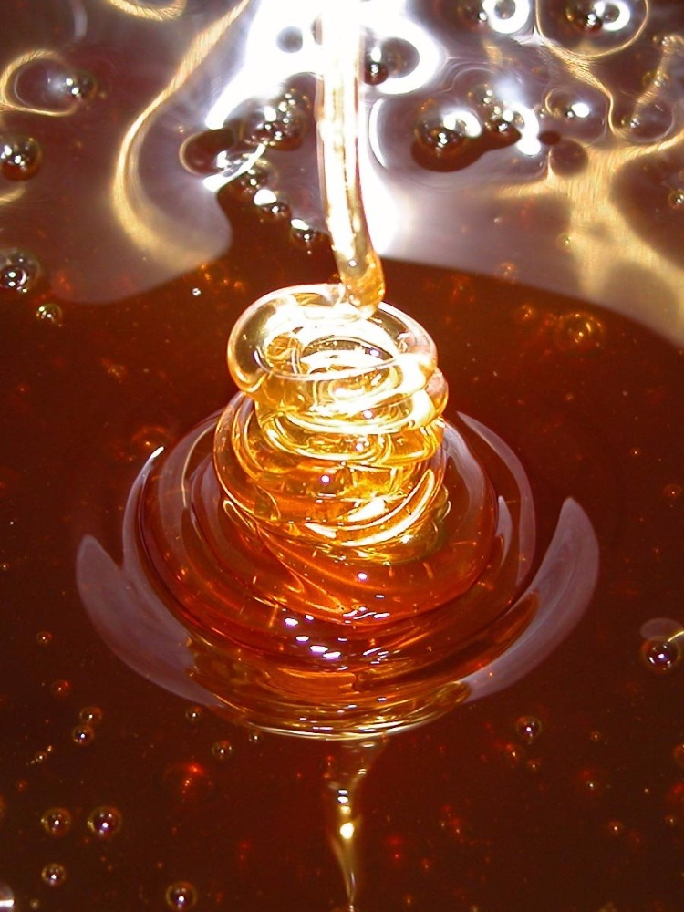 100% Raw pure natural bee honey factory price