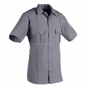 Formal Fitted Security Shirt