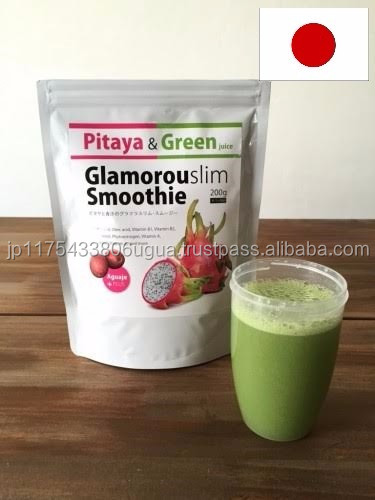 High quality and Popular in Asia aguaje item Fruits & Green Smoothie with Natural made in Japan