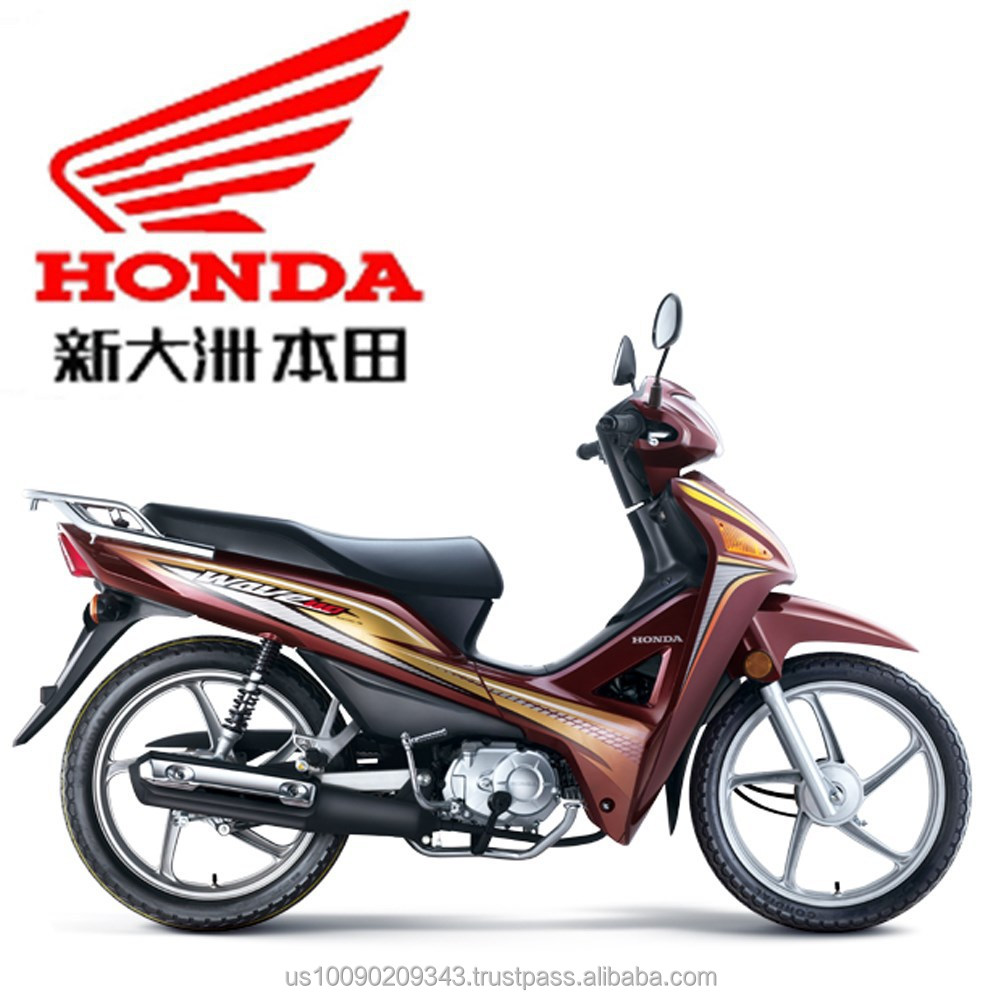 Honda Wave 110cc Motorcycle Buy Japanese Honda